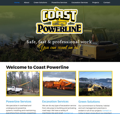 Coast Powerline